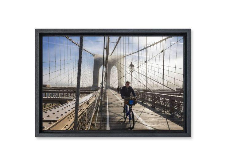Pont de Brooklyn, New-York, États-Unis. ©️FRANCK GUIZIOU - Hemis Galerie