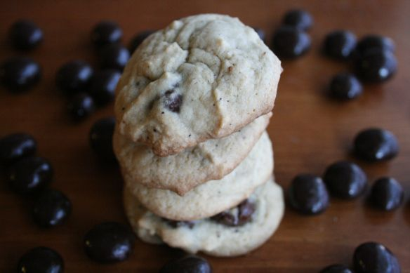 Another espresso bean chocolate cookie recipe