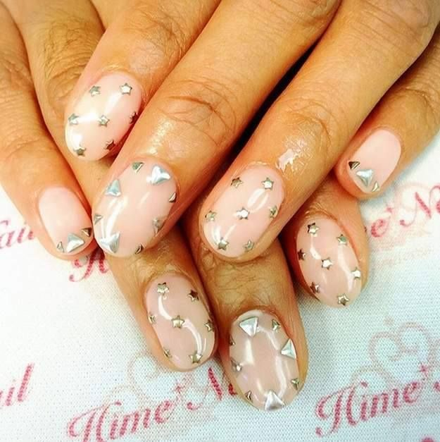 24 best Pink Nail Art Designs images on Pinterest | Cute nails ...