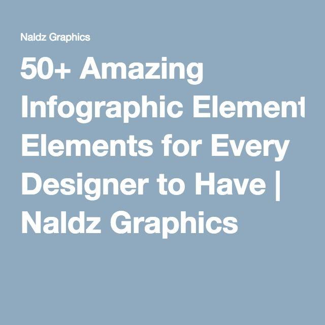 50+ Amazing Infographic Elements for Every Designer to Have | Naldz Graphics