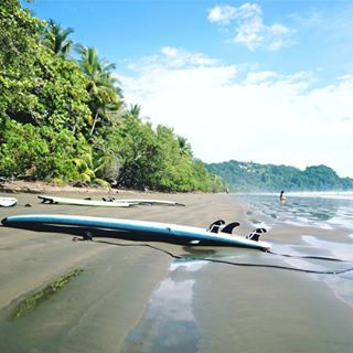 """Surfing is attitude dancing."" - Gerry Lopez #costarica #thisiscostarica #vacation #destinations #paradisevacation #Surfing"