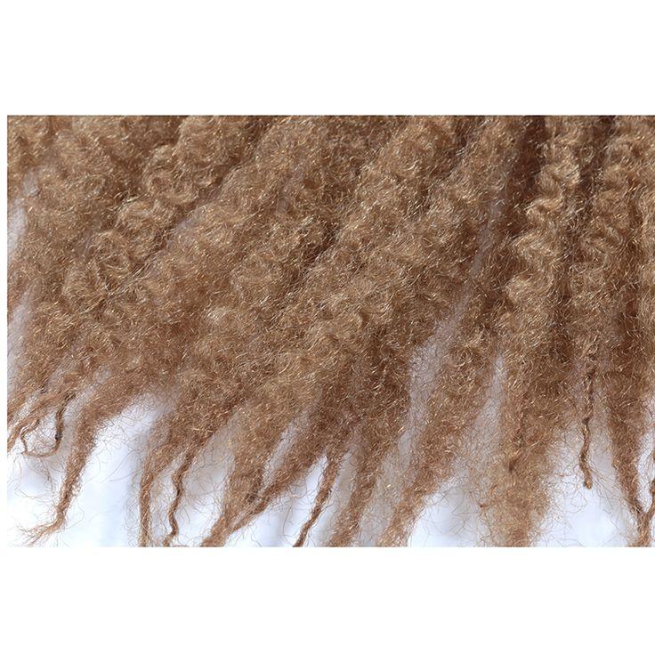 18 inch Dreadlock Extensions Jumbo Expression Braiding Hair Crochet Box Braids Curly Afro Kinky Twist Bulk Soft Dread Hair