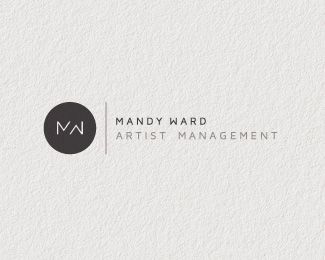 95 Excellent Monogram Logo Designs