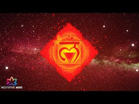 Root Chakra Healing Music - Let Go Worries, Anxiety, Fear - Chakra Meditation Music - YouTube