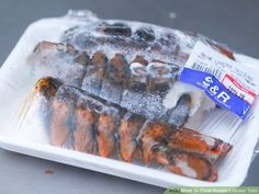 How to Cook Frozen Lobster Tails (with Pictures) - wikiHow