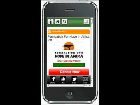 Mobile Donations for Your Online Fundraiser...