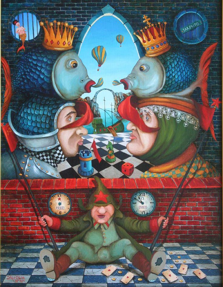 "Jacek Lipowczan - ""Small Talk"""