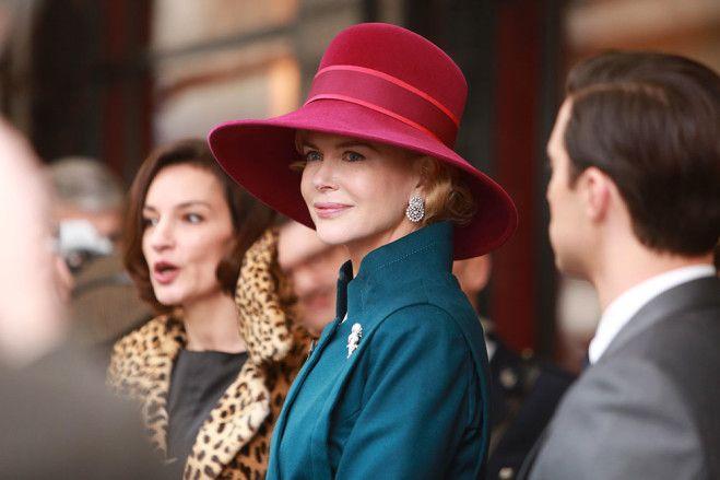Nicole Kidman su Grace di Monaco: ho cercato di rendere la sua essenza