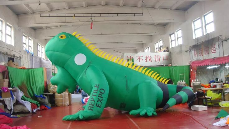 High quality 14.5ft length giant inflatable lizard mascots replica inflatable spiderman macots model for advertising