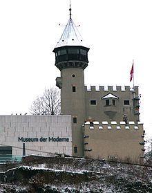Salzburg - Museum der Moderne