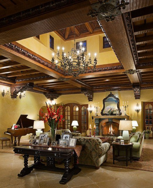 Mediterranean Style Living Room: 1000+ Images About Old World, Mediterranean, Italian