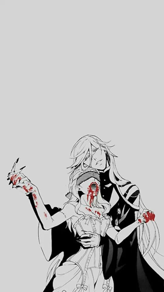 """""""This beautifully stitched skin as white as wax, just like when they were alive. Their mouths that cannot clamor noisily or tell lies any longer. Aren't they all far more beautiful than when they were alive?"""""""