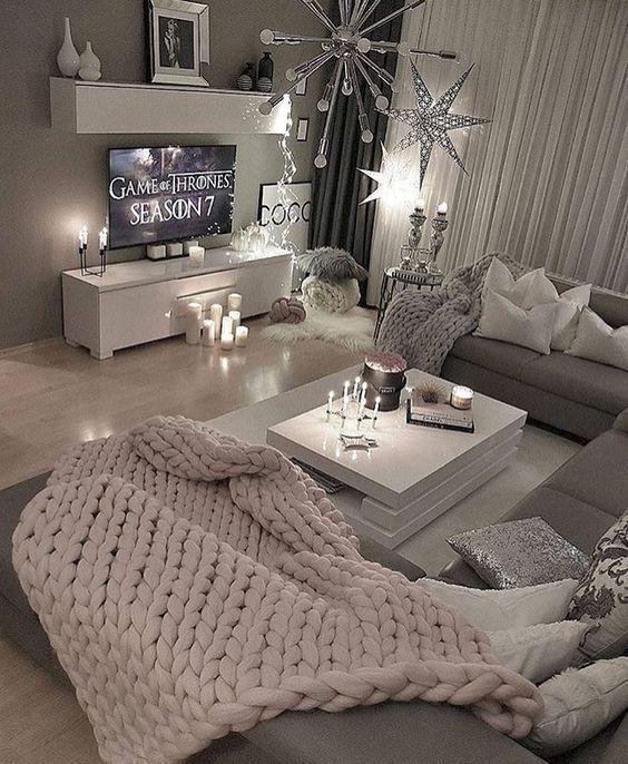 Best Cozy Apartment Decoration #apartment #decor #cozy