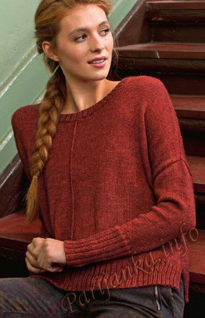 Пуловер (ж) 03*220 FAM №4731