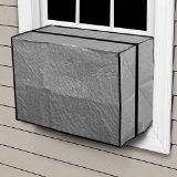 Air Conditioner Heavy Duty AC Outdoor Window Unit Cover Medium 10,000-15,000 BTU