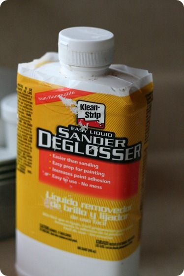 Remember this product when painting cabinets