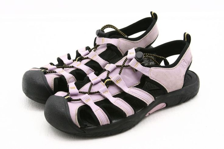 RUGGED outback womens shoes size 6 pink water sandals ...