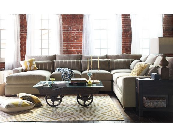 Best 25 Value City Furniture Sectionals Ideas On Pinterest