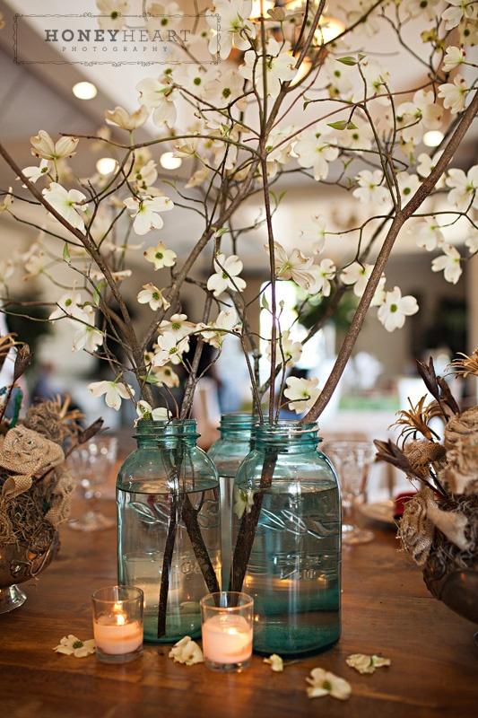Flowers in a jar :)