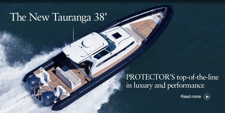 Rigid Hull Inflatable, Protector Boats