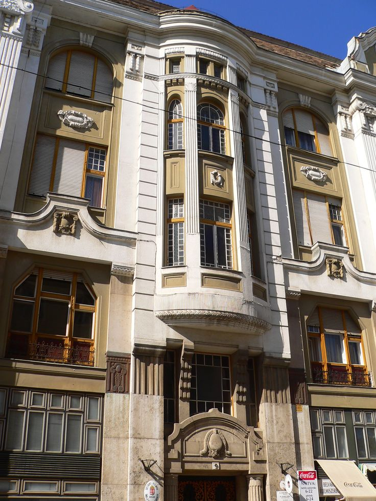 Artist or architect: Lipót Baumhorn (1860–1932), Apartment house (Flatiron Building). Cpoyright : Municipality of Szeged