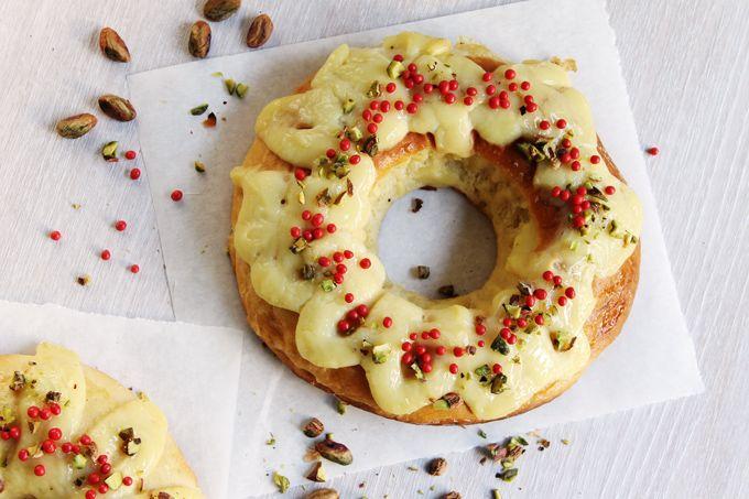 ...Filosofía de Sabor...: Rosca de Reyes o Pascua bien fácil