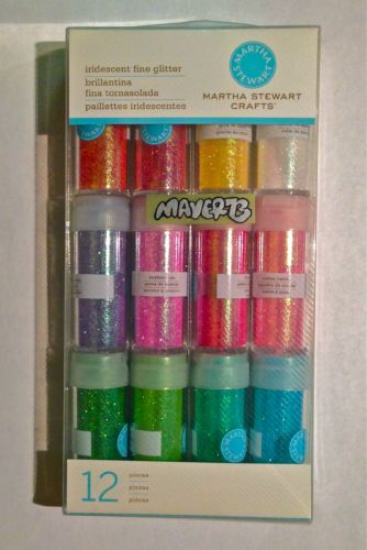 MARTHA-STEWART-CRAFTS-IRIDESCENT-FINE-GLITTER-SET-Cotton-Candy-Bubblegum