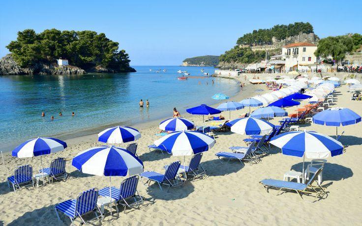 Rejs på sommerferie med Apollo til smukke Parga. Se mere på http://www.apollorejser.dk/rejser/europa/graekenland/parga-ammoudia-og-sivota/parga