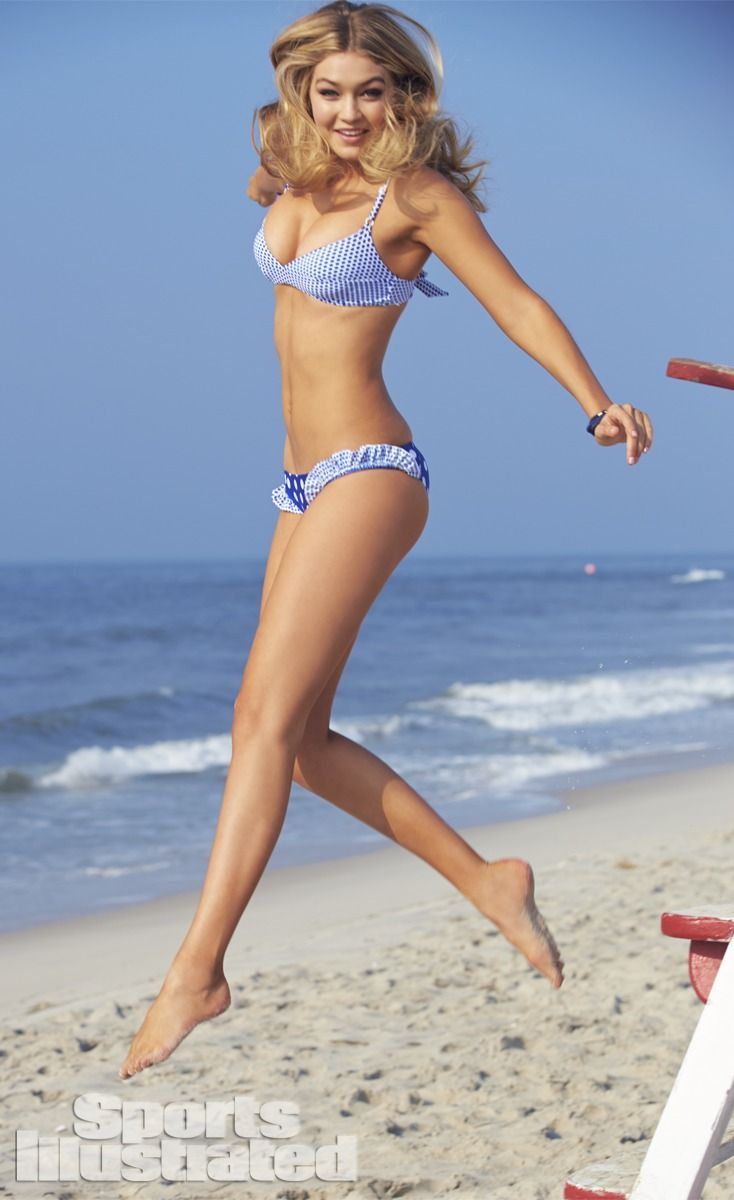 ... hadid swimsuit, Sports illustrated swimsuit and Sports illustrated