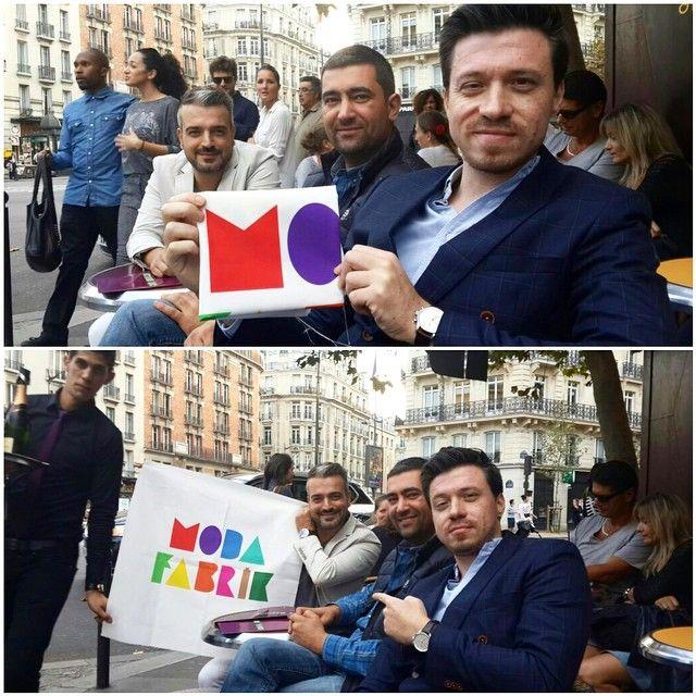 #Modafabrik #Moda'nın başkenti #Paris 'ten hepinize selamlar gönderiyor. Bu hafta Fransız #Bayrakritueli 'ne hazırlıklı olun! www.modafabrik.com #modafabrik #modafabrikheryerde #stgermain #paris #street #cafe #art #fashion #life #city