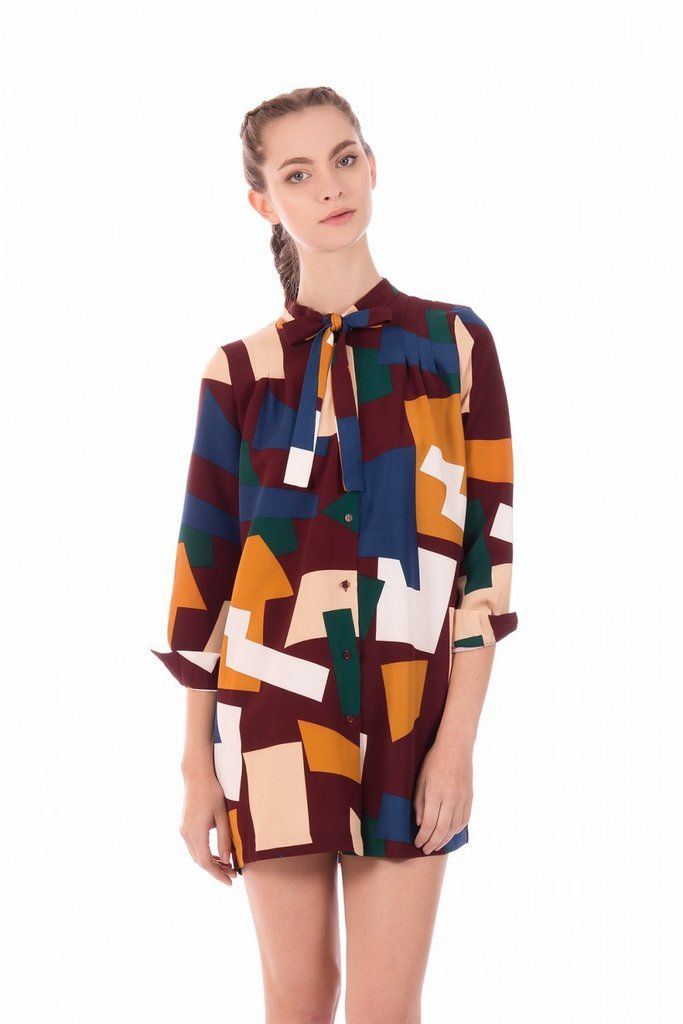 Vestido Piece - Ana Conde Moda