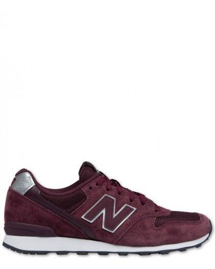 New Balance WR996HB Damen Schuhe bordeaux