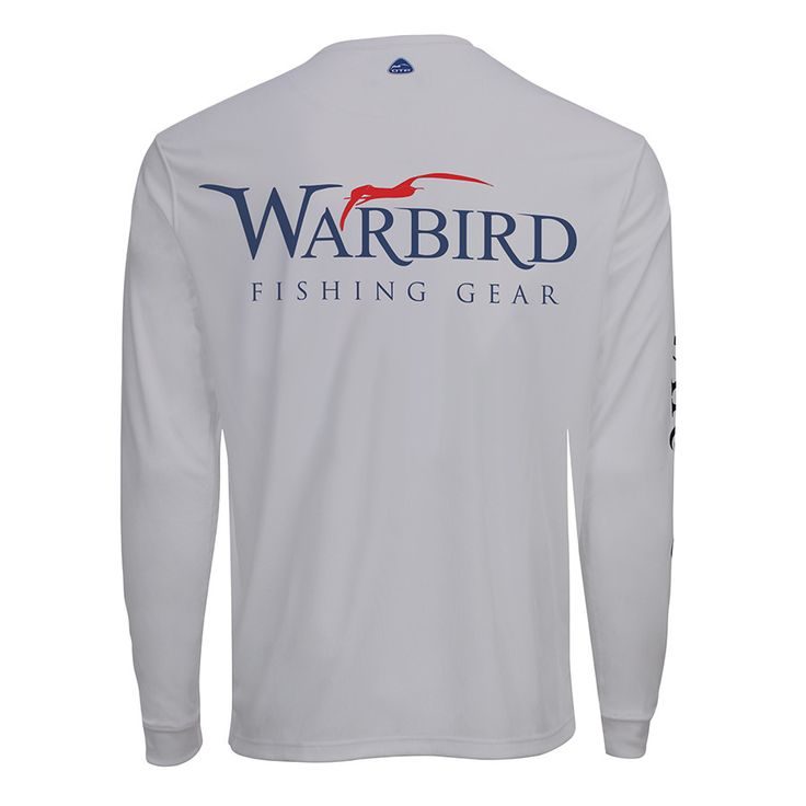 Men's OTP UV Shirt: Warbird Grey