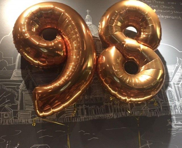 happy 98th birthday!!