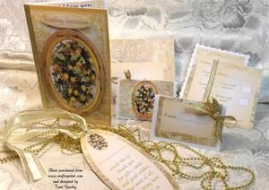 Wedding Gold Tz on Craftsuprint - View Now!