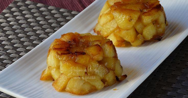 Gli sformatini di patate sono ottimi per accompagnare i secondi piatti in occasioni speciali. Dolci, morbidi, ma anche croccanti e filanti: irresistibili!