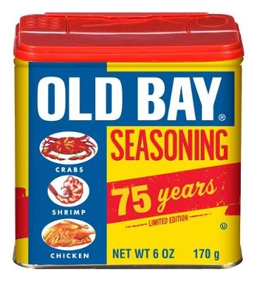 "OLD BAY Unveils ""The Can that Connects Us"" Celebration to Mark 75th Anniversary (PRNewsFoto/OLD BAY)"