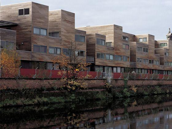 Publicly Assisted Housing in Ghent, Neutelings Riedijk Architecten