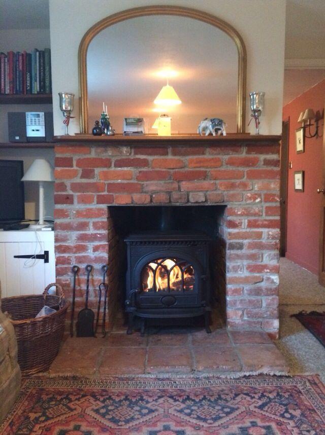 Diy Fireplace Surround