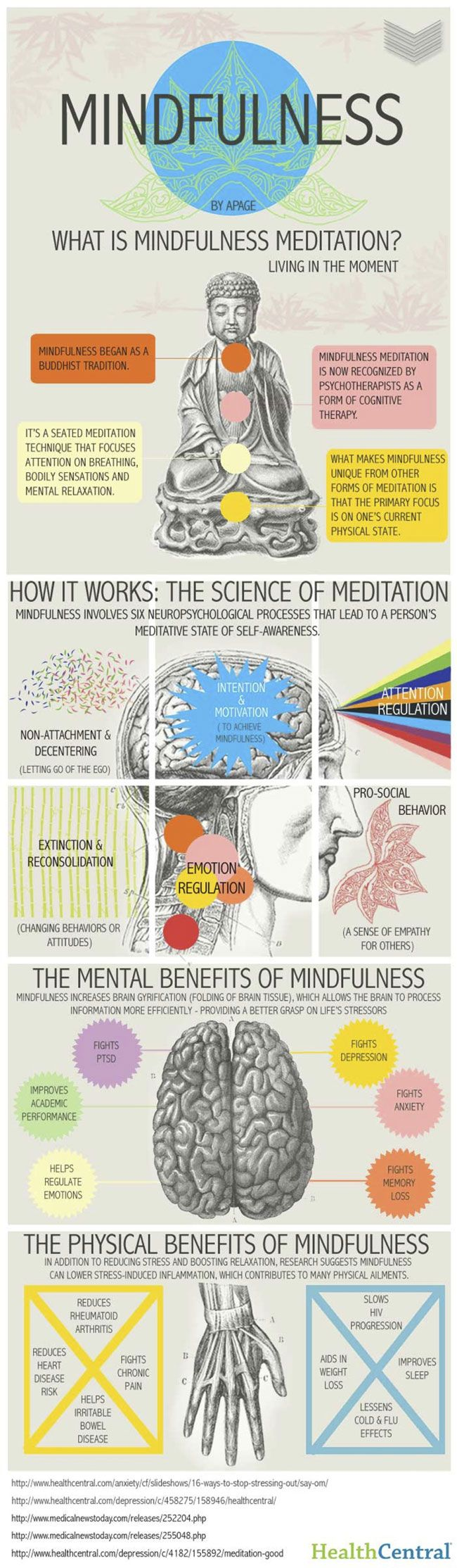 As you can see from the information presented here, the mental and physical benefits of Mindfulness show great promise for everyone.