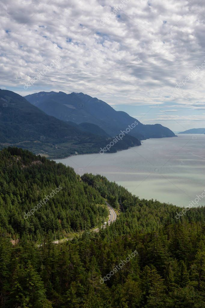 Beautiful Canadian Landscape View Cloudy Summer Day Taken Murrin Park S Ad Landscape View Beautiful Canadian Ad Landscape Cloudy Photo