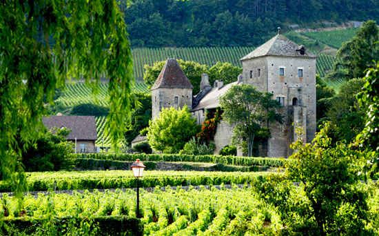 Burgundy barge cruise experience : The Good Life France