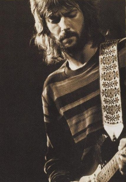 Eric Clapton: I really want to put him in My Loves too, because let's face it... I do LOVE me some Clapton!