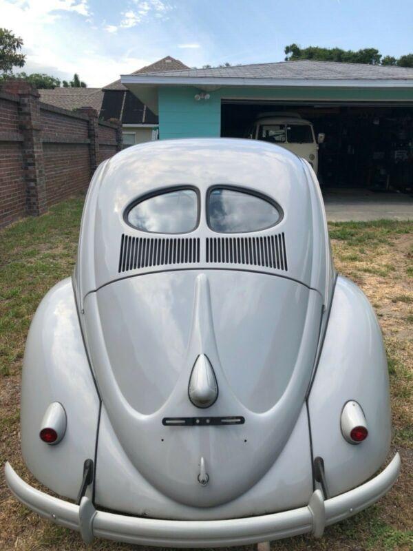 For Sale 1952 Volkswagen Beetle Classic Standard Splitwindow