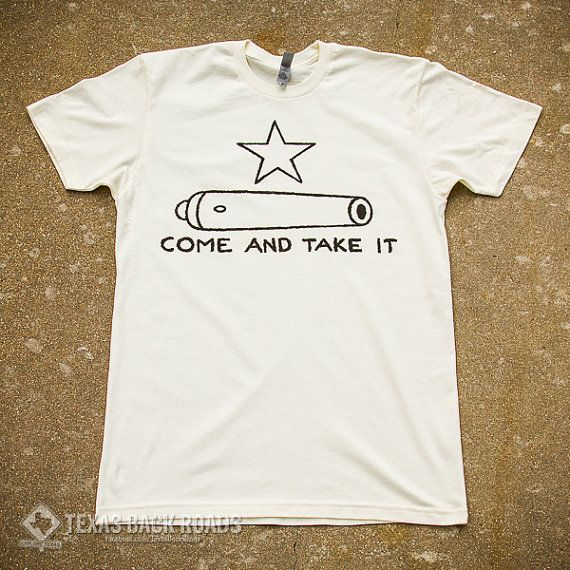 Gonzales 1835  The 1st Flag of the Texas Revolution by TXBKRDS, $25.00