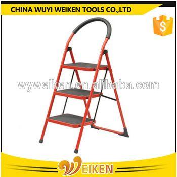 decorative ladder flower ladder steel step ladders
