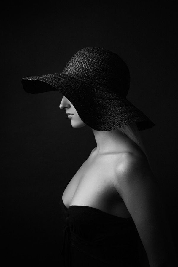 Jane Doe by Alexey Frolov on 500px