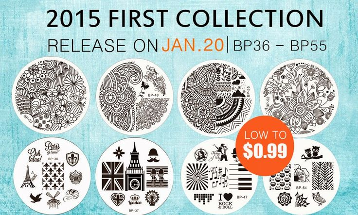 2015 First Collection - release on Jan 20 http://www.bornprettystore.com/show.php?filter=new_arrivals&cid=652