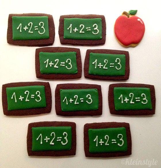 kleinstyle   Schulanfang : gefeiert wird mit Zucker!   http://kleinstyle.com