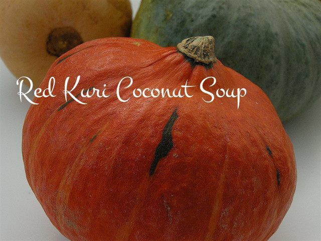 Roasted Red Kuri Coconut Curry Soup Recipes — Dishmaps